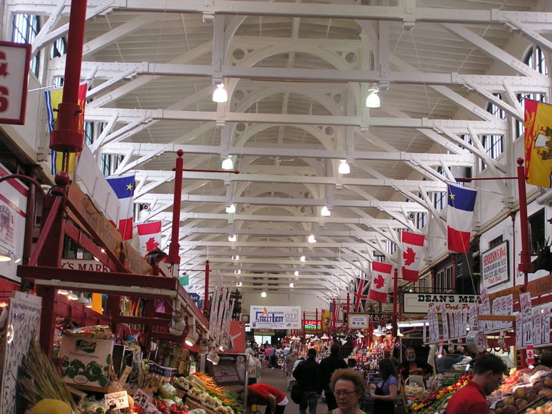 Saint John City Market